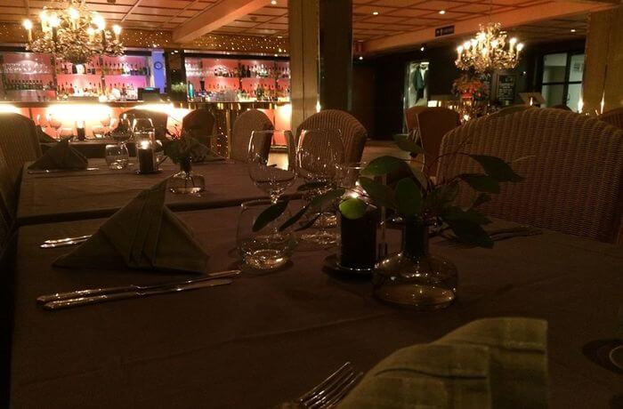 Oliven Restaurant _ Bar