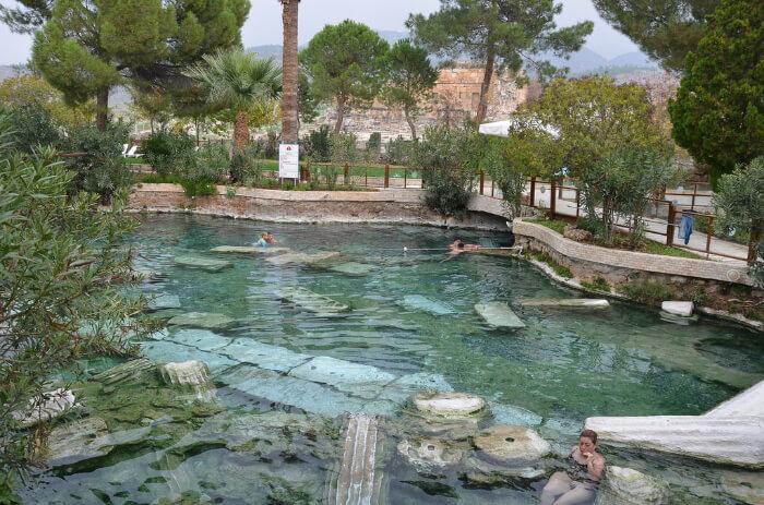 Pamukkale Antique Pool