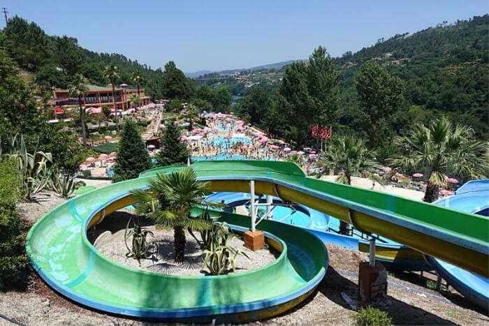 Parque Aquatico Cascaneia