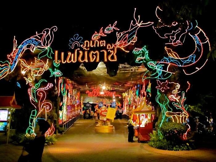 Marine Park in Phuket