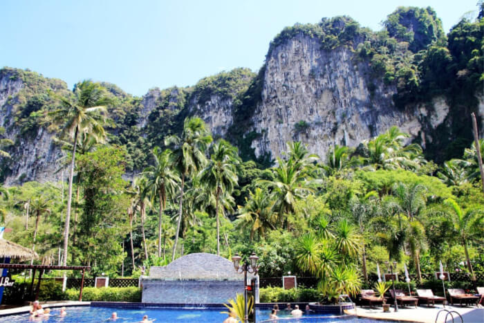 Places to Stay In Ao Nang Thailand
