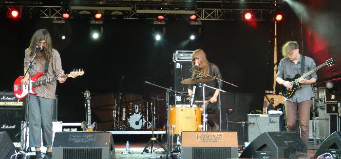 Biggest rock festival Rock'n Coke