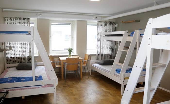fabulous rooms in hostel