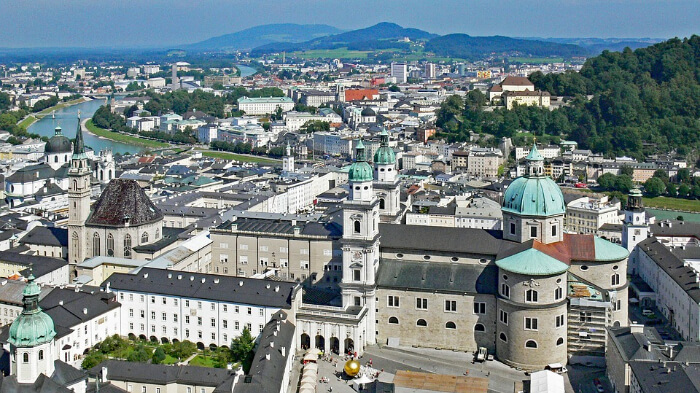 Salzburg Sightseeing Day Trip