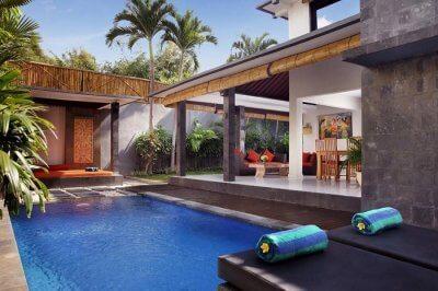 Samaja Beachside Villas Bali