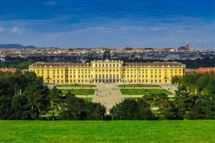 Schloss Schonbrunn Castle
