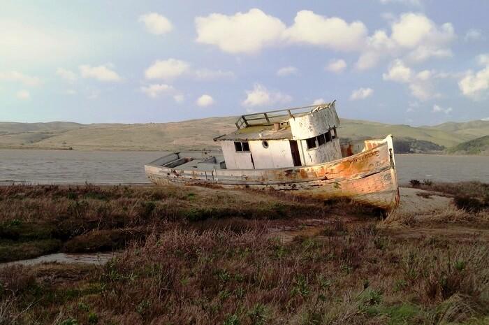Shipwreck Hiking Trail