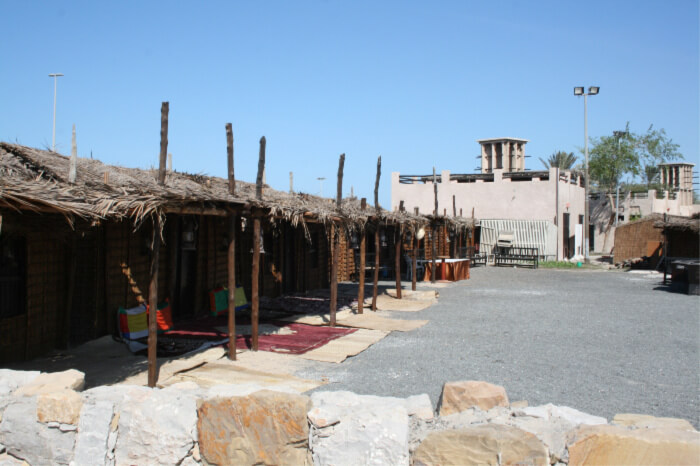 authentic souvenirs at the Heritage And Diving Village in Dubai