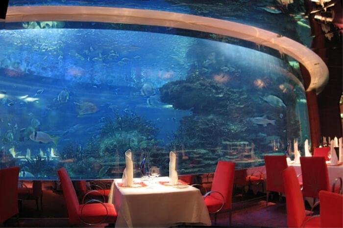 Michelin 3-star restaurant
