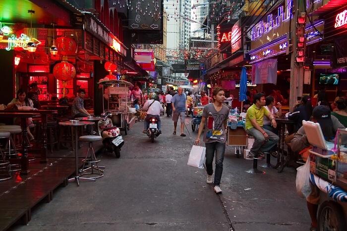 nightlife in bangkok