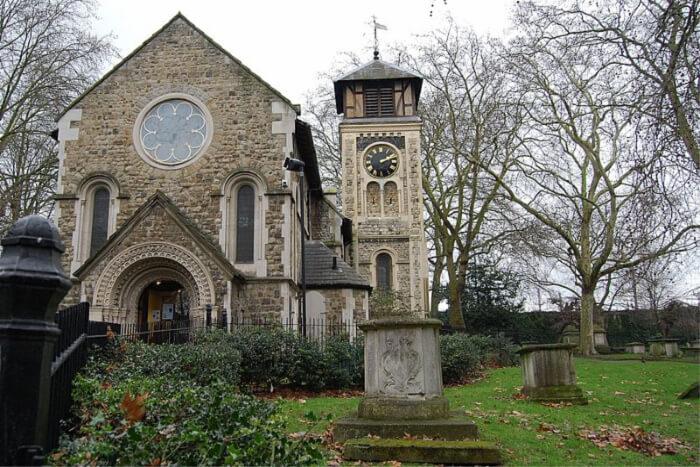 St Pancras Old Church- An ancient place of worship