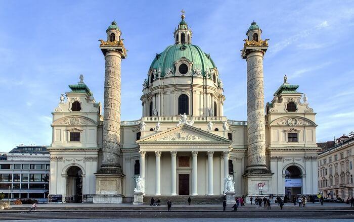 Austria Downtown Church
