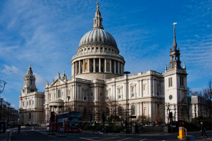 St. Paul's Cathedral- An indelible part of London skyline