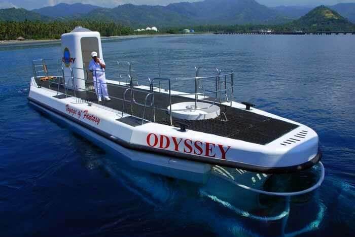 Amazing Submarine Odyssey