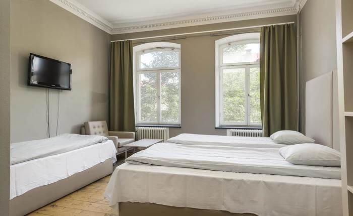 Soft large beds