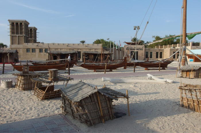 traditional culture and lifestyle of Dubai