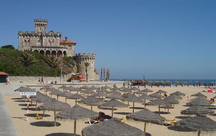fabulous view of beach