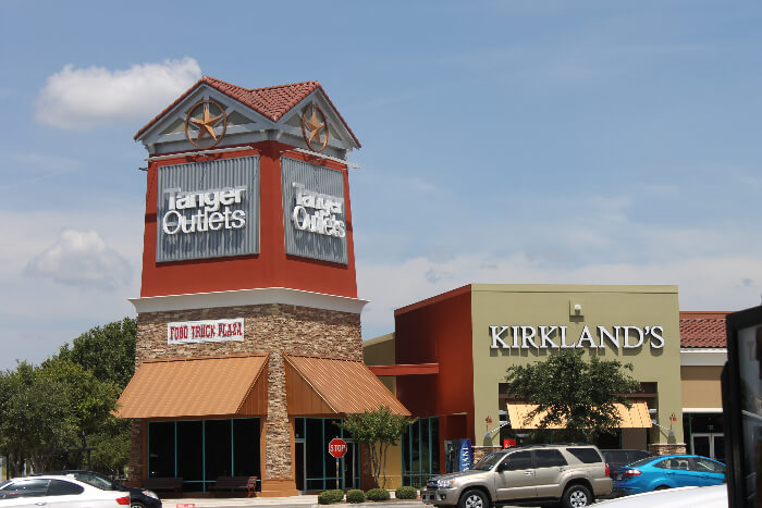 Tanger Outlets National Harbour