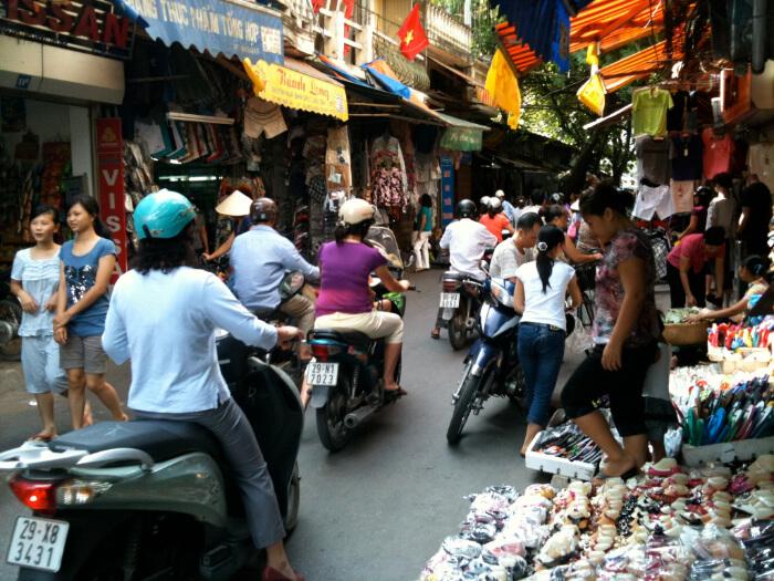 Market and public
