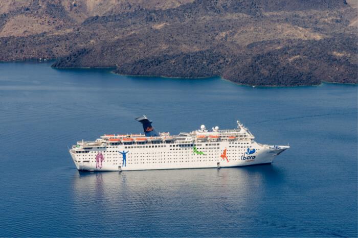 Serene beauty of the Aegean Sea Islands