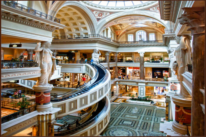 The Forum Shops at Caesars (1)
