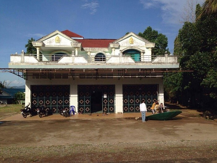 evangelical church in Cambodia