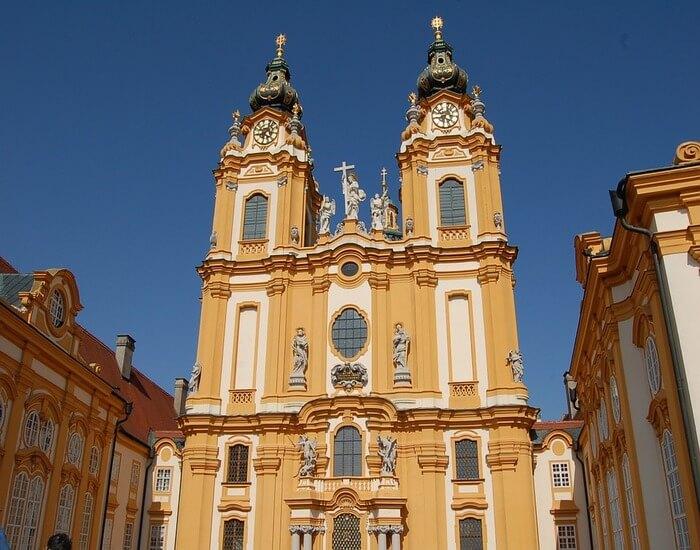 The Melk Abbey