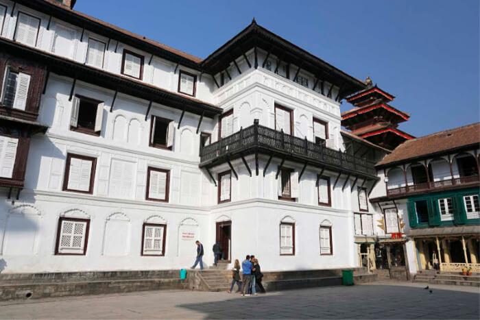 The Tribhuvan, Mahendra, And Birendra Museum