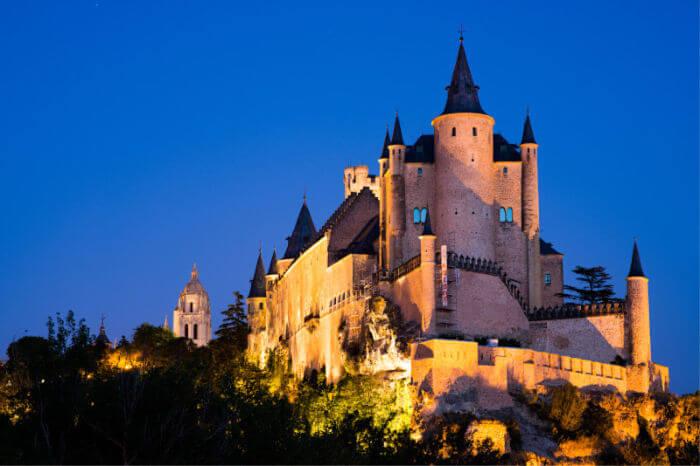 Toledo, Segovia, and Cordoba