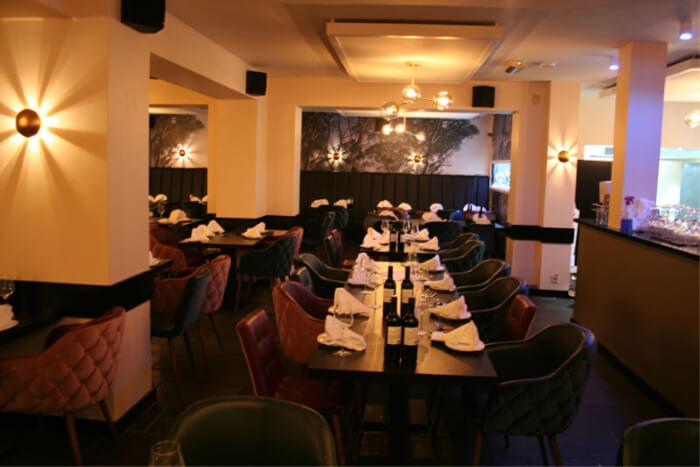 Tulsi Indian Restaurant