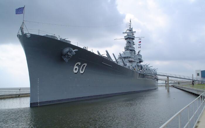 Historical Battleship