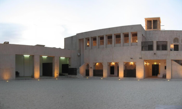 Unique Architecture of the Sheikh Saeed Al Maktoum House