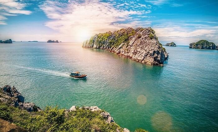 unique island