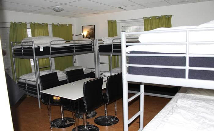 Hostel with all facility