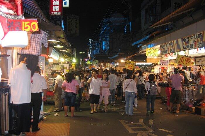 Vangtong Evening Market