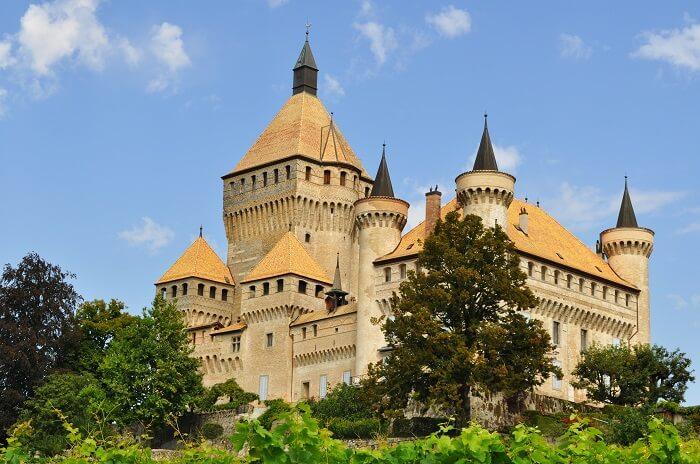Vufflens Castle
