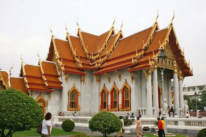 Benchamabophit Temple