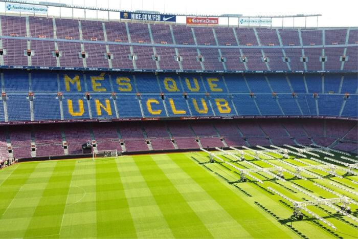Watch an FC Barcelona Match