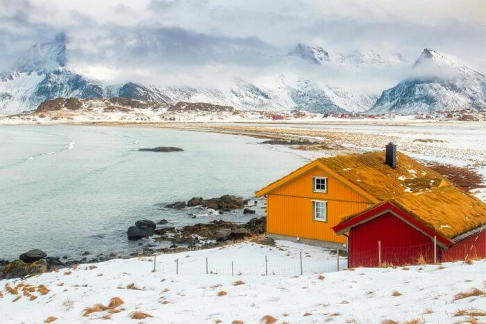Weather In Norway In Winter