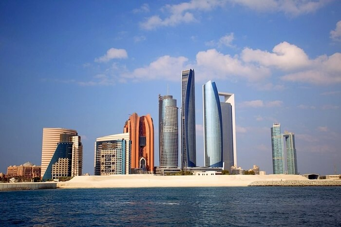 Weather Of Abu Dhabi In March