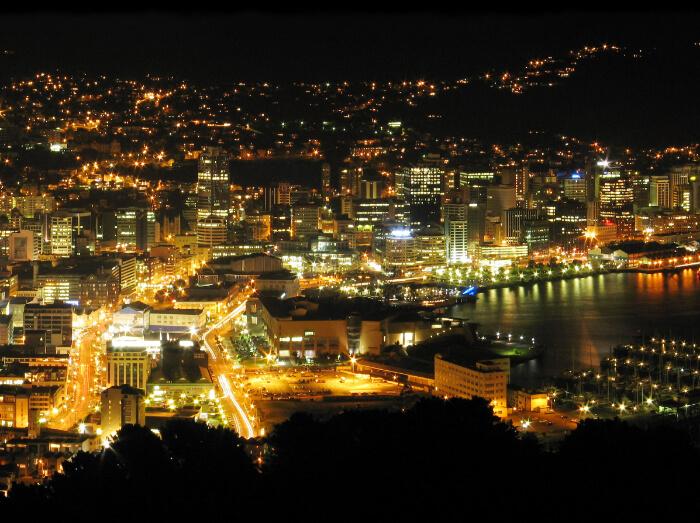 Wellington NYE Celebrations