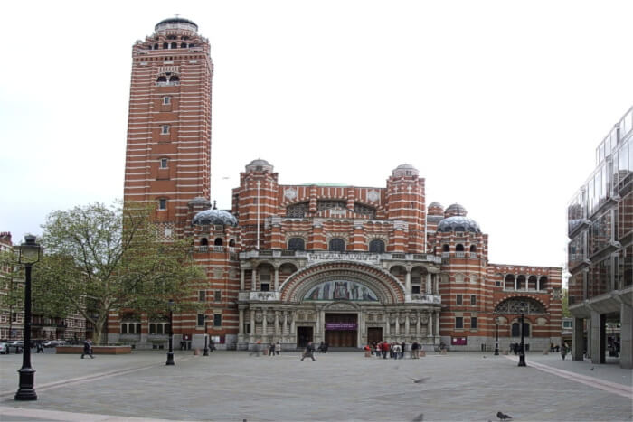 Westminster Cathedral- A sight of wonder