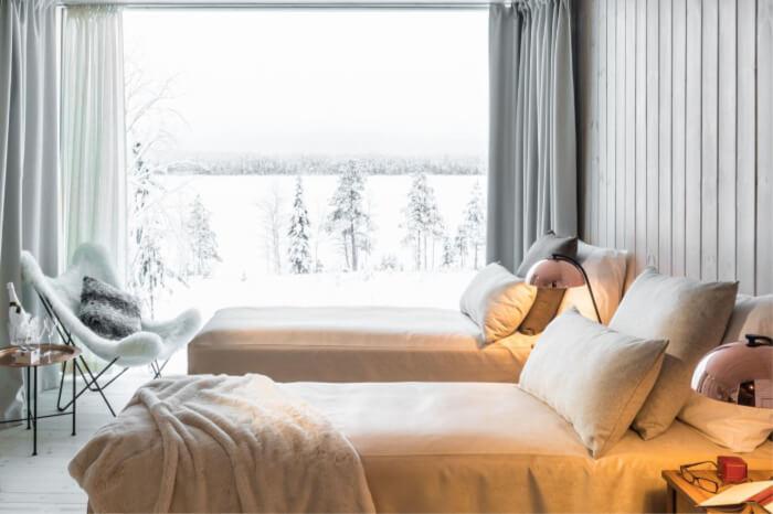 hotel in Lapland or Rovaniemi
