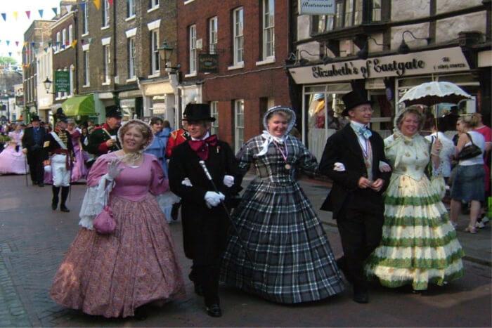 Witness Dickens Festival
