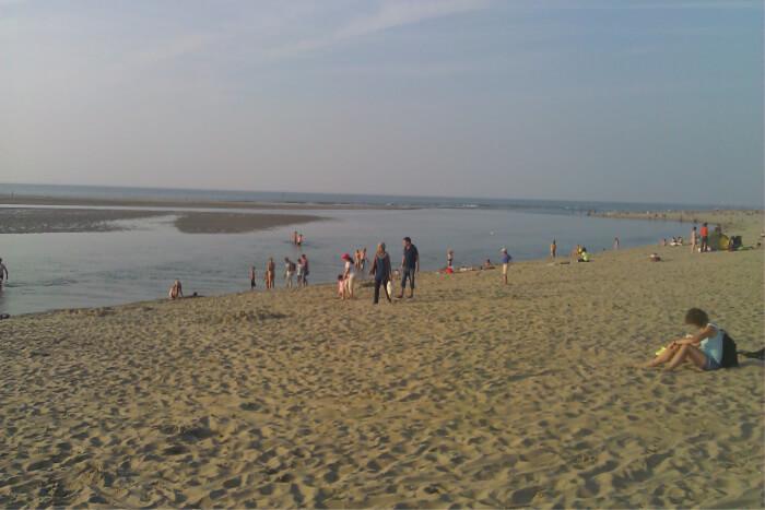 Zandmotor Beach