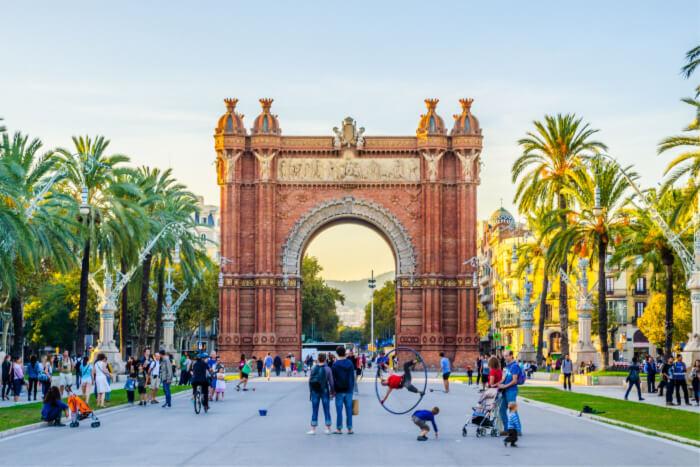 barcelona october cover