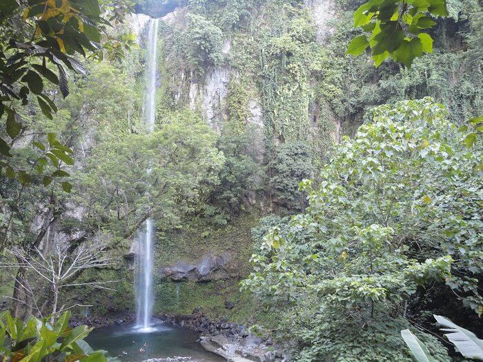 bawa falls in south africa