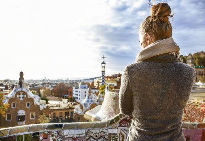Major attractions of Barcelona in winter