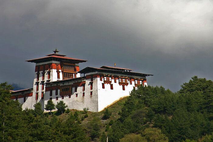 Guide To Jakar Dzong