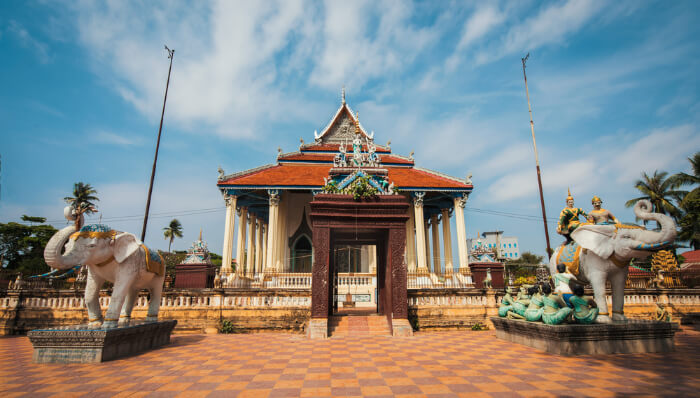 major attraction in Battambang